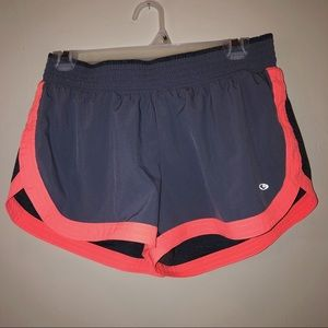 Champion Athletic Shorts with Zip Pocket